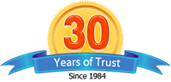 30 years of trust