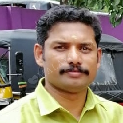 Subash, a groom from Palakkad