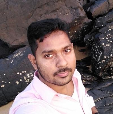 Rayees, a groom from Kannur