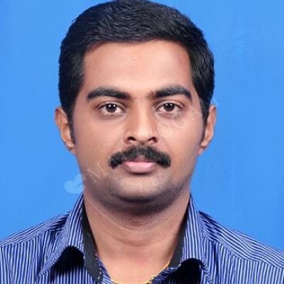 Sreekanth, a groom from Ernakulam