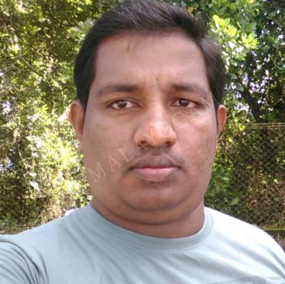 Bineesh, a groom from Kannur
