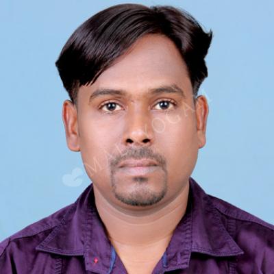 Biju, a groom from India