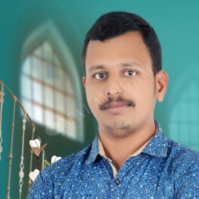 Unnikrishnan, a groom from Palakkad