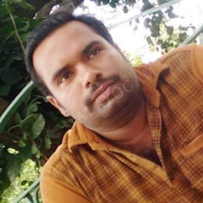 Dijindas, a groom from Kuttipuram