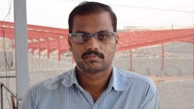 Ratheesh, a groom from Thiruvananthapuram