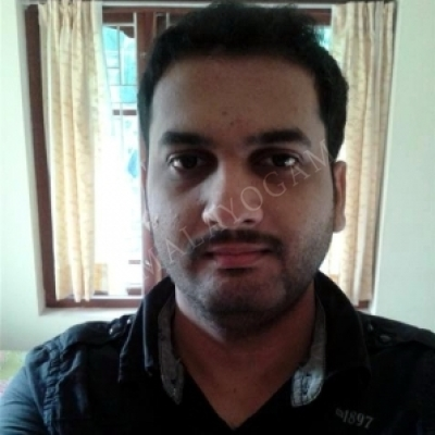 Jijith, a groom from Kannur