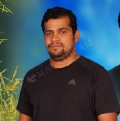 Ajith, a groom from Thrissur