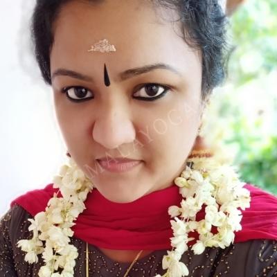 Saneeshna, a groom from Kuttipuram