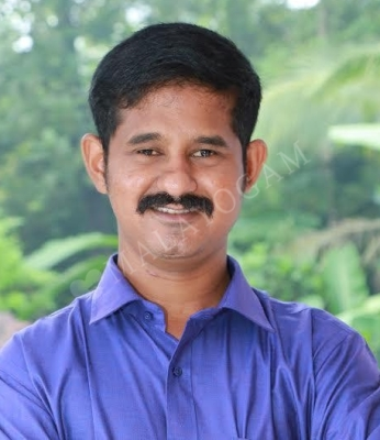 Sujeesh, a groom from Palakkad