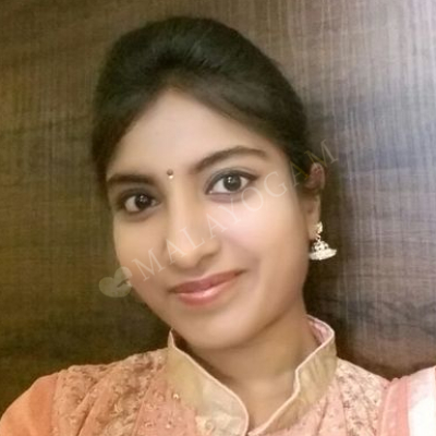 Vijita, a groom from India